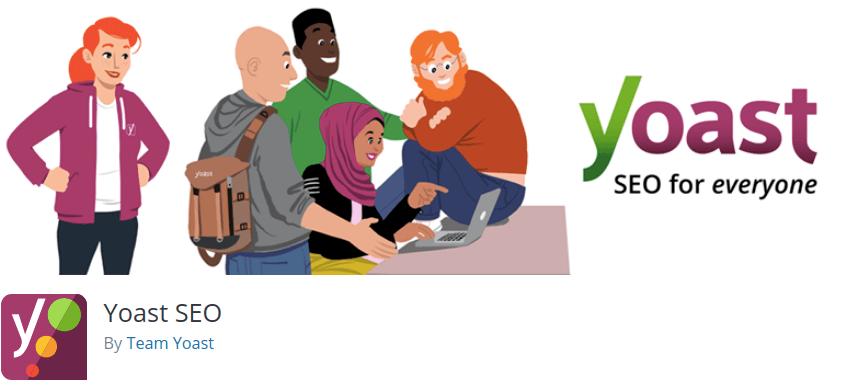 Yoast SEO - WordPress plugin