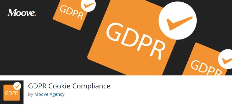 GDPR Cookie Compliance WordPress plugin