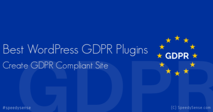 5 Best WordPress GDPR Plugins to Create GDPR Compliant Site