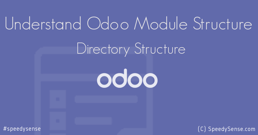 Understand Odoo Module Structure