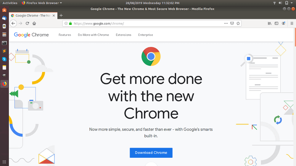 Download Google Chrome Ubuntu