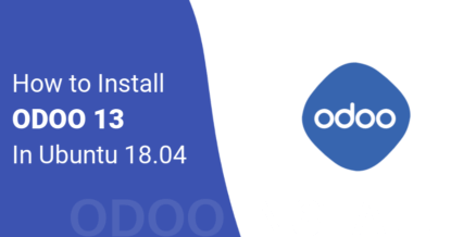 Install Odoo 13 on Ubuntu 18.04