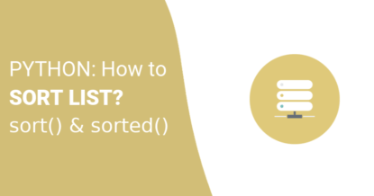 Python List Sorting with sorted() and sort()