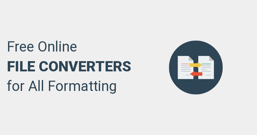 Best Free Online File Converters for All Formatting