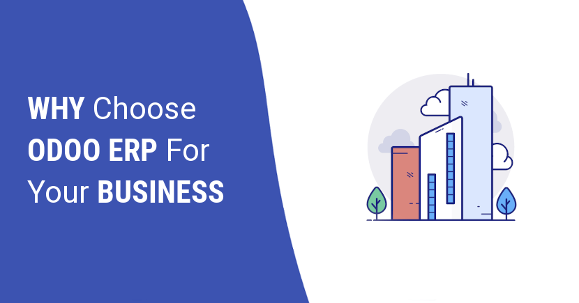Why Choose Odoo ERP for Your Business