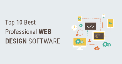 Top 10 Best Professional Web Design Software in 2021