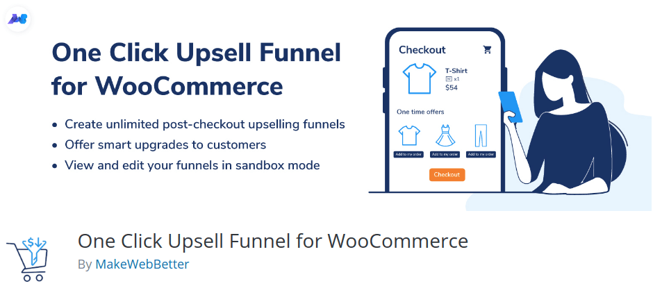 One-Click Upsell Funnel for WooCommerce