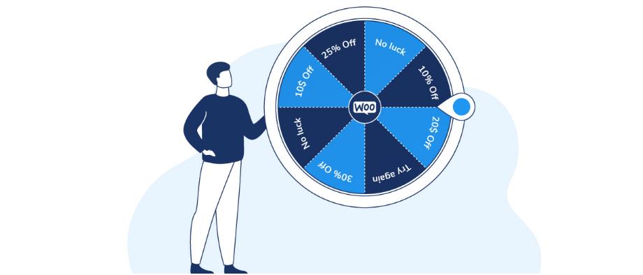 Discount Win-Wheel for WooCommerce