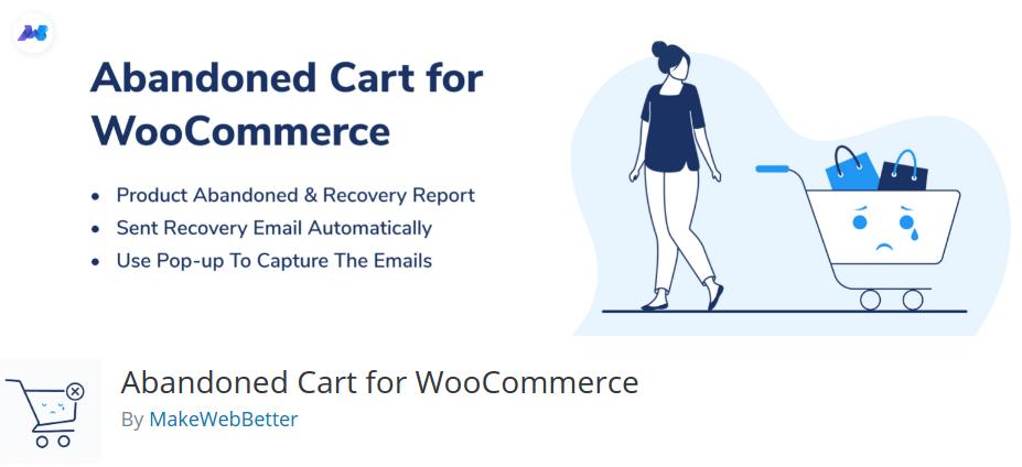 Abandoned Cart for WooCommerce Plugin