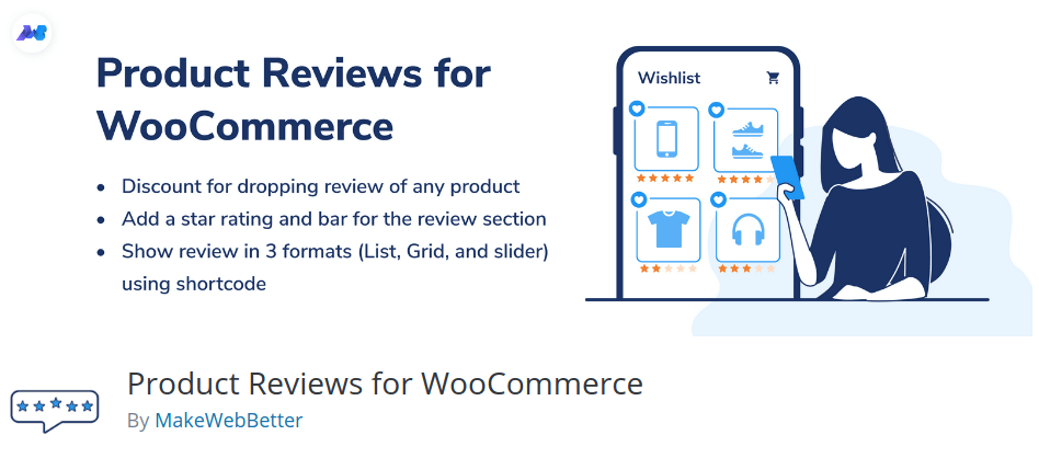 Product Review for WooCommerce